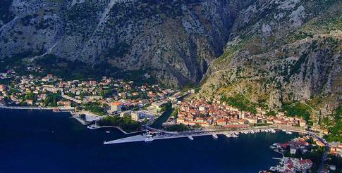 Kotor montenegro for Hotel design kotor